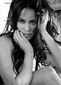 The lovely Paula Patton.