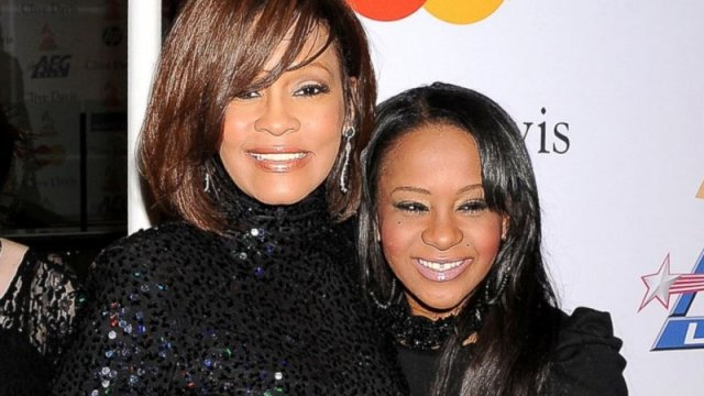 Whitney and Bobbi.